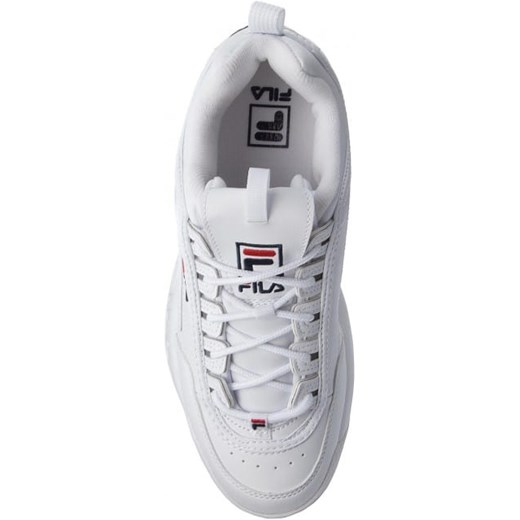 Sneakersy FILA - Disruptor Low White  Fila 37.5 StreetLook