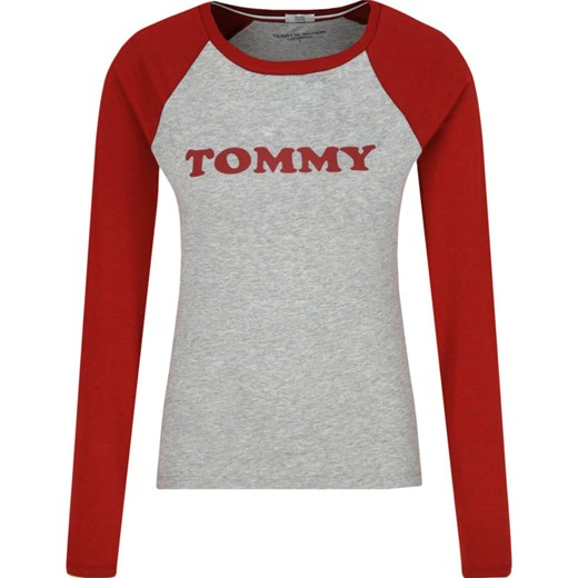 Tommy Hilfiger Bluzka SLOGAN | Regular Fit Tommy Hilfiger  S Gomez Fashion Store