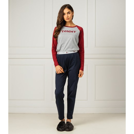 Tommy Hilfiger Bluzka SLOGAN | Regular Fit  Tommy Hilfiger L Gomez Fashion Store
