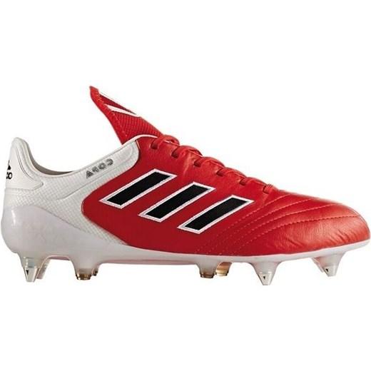 Buty piłkarskie korki Copa 17.1 SG Adidas (redcore blackftwr white) wyprzedaż SPORT SHOP.pl