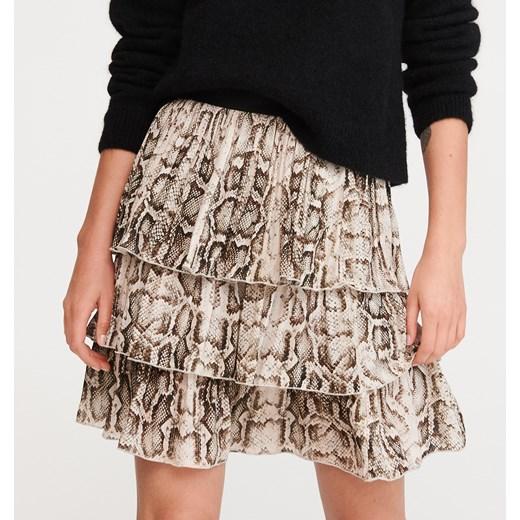 Reserved spódnica wielokolorowa mini