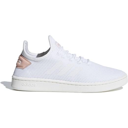 Buty sportowe damskie Adidas bez zapięcia na wiosnę gładkie