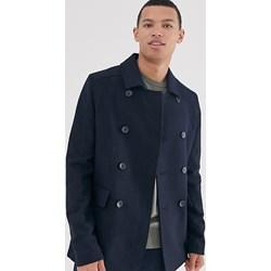 Płaszcz z domieszką wełny h&m, modne kolekcje 2020 w Domodi