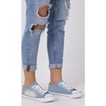 Trampki jeansowe damskie, modne kolekcje 2020 w Domodi