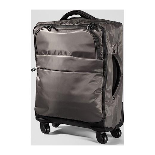 1e02a1bb367b8 ... Miękka walizka na kółkach, mała tchibo szary miekki ...