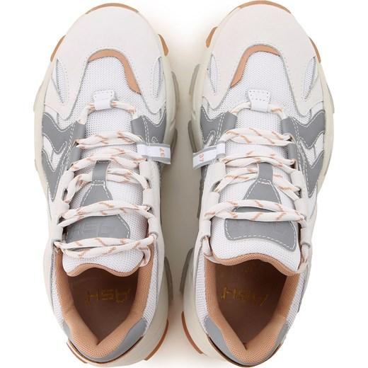 Buty sportowe damskie Ash w stylu casual w młodzieżowym