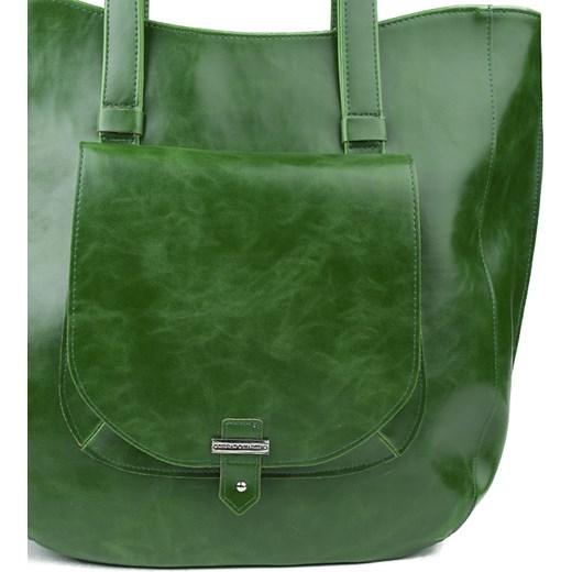 ddf0ecc72800a Corrado jaga torebka damska zielona milandi zielony zamkiem jpg 520x520 Torebki  damskie zielone