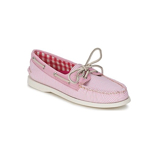 14aca6ecf4d85 Sperry Top-Sider Buty żeglarskie AO TWO EYE spartoo rozowy damskie w ...