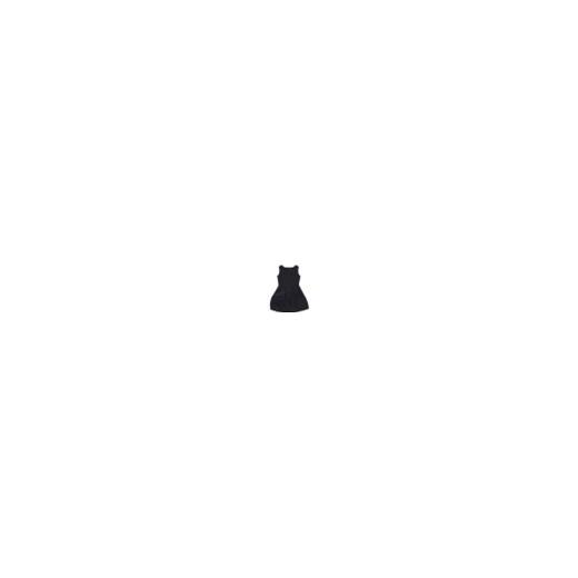 cfd25d89aa ... Czarna sukienka wizytowa dla dziewczynki 110 - 152 Wiki blumore-pl  czarny klasyczny