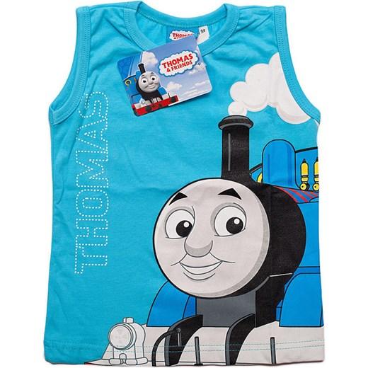 Zaawansowane Tomek i przyjaciele bezrękawnik, koszulki dla chłopca - Turkusowy QS85