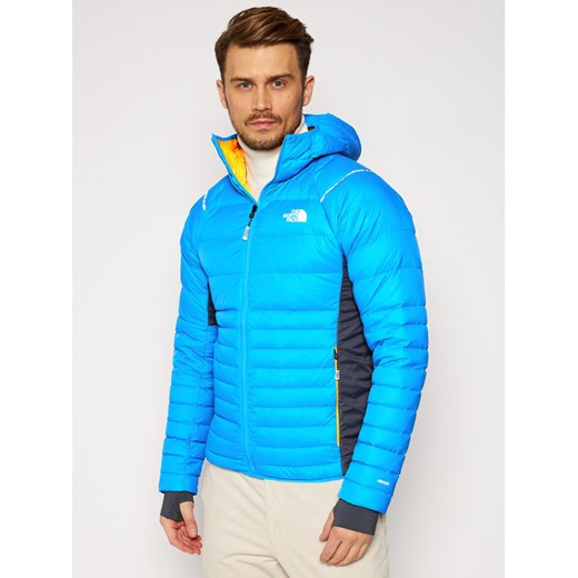 The North Face Kurtka puchowa Speedtour NF0A4M9EU7D1 Niebieski Regular Fit The North Face L MODIVO