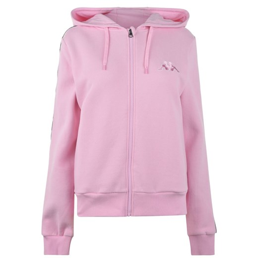 Kappa Full Zip Hoodie Ladies Kappa L Factcool