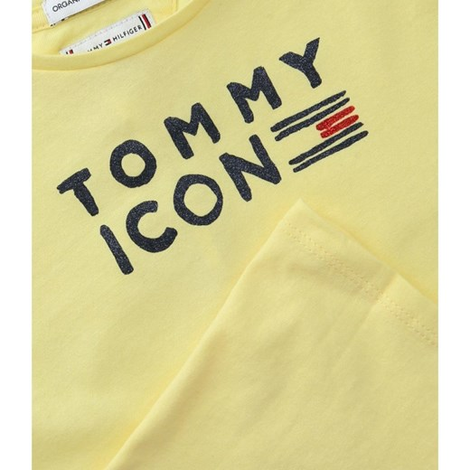 Tommy Hilfiger T-shirt | Regular Fit Tommy Hilfiger 116 promocyjna cena Gomez Fashion Store