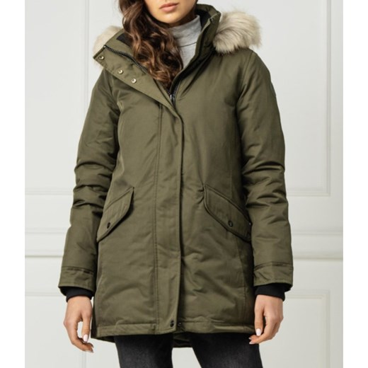 Tommy Hilfiger Parka NEW ALANA | Regular Fit Tommy Hilfiger L okazja Gomez Fashion Store