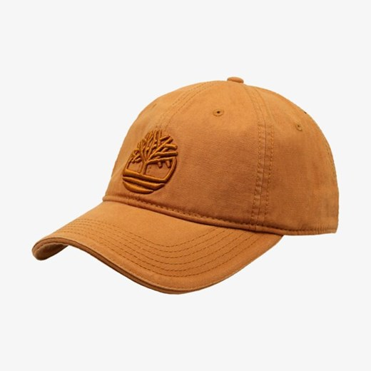 TIMBERLAND CZAPKA COTTON CANVAS CAP TREE LOGO Timberland ONE SIZE Timberland