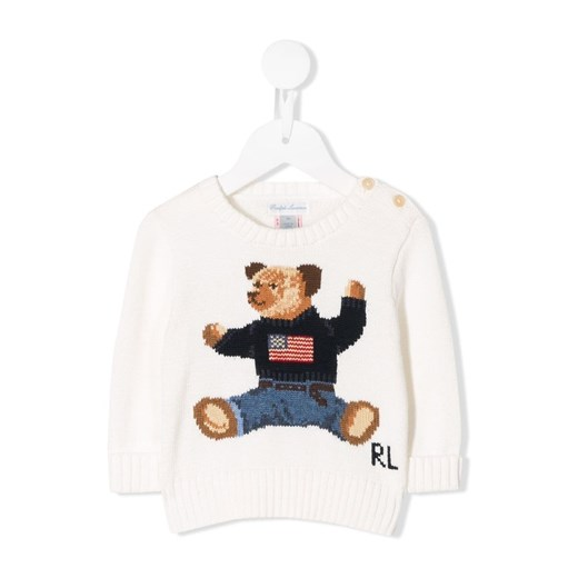 BEAR SWEATER Polo Ralph Lauren 5y showroom.pl