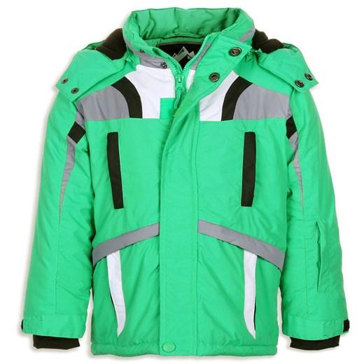 Cool Club, Kurtka narciarska chłopięca, rozmiar 110 Wyprzedaż ubrania i buty nawet do 50% taniej! smyk com zielony chłopięce