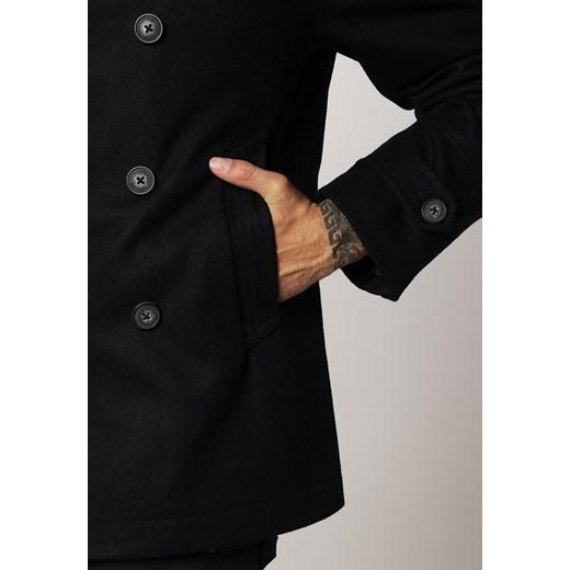 CELIO VUCABAN Płaszcz wełniany Płaszcz klasyczny niebieski