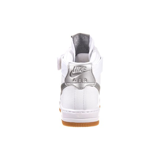 Nike Sportswear AIR FORCE 1 ULTRA FORCE MID Tenisówki i Trampki wysokie whitemetallic silver