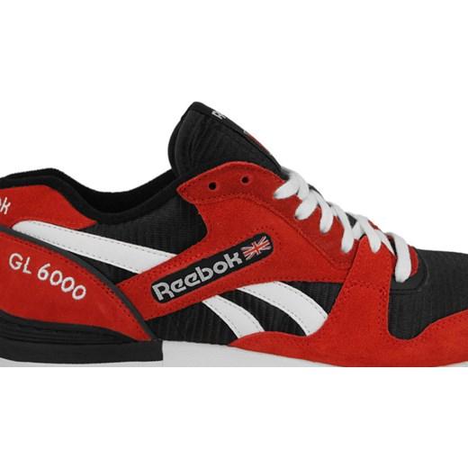 BUTY REEBOK GL 6000 M45927 sneakerstudio pl czerwony