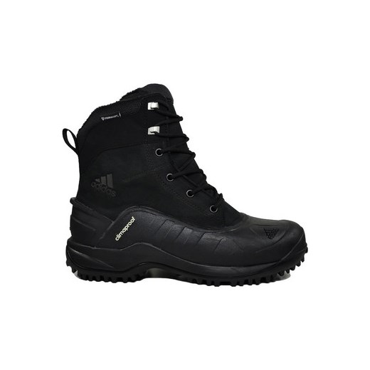 adidas Buty ZIMOWE CH Holtanna II CP (M20598) spartoo czarny m?skie