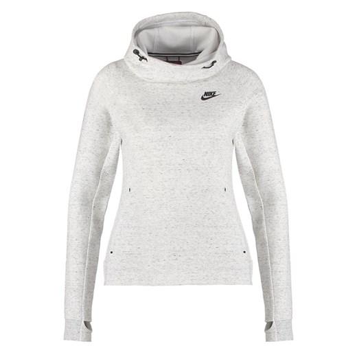 Bluza damska Nike Sporstwear Hoodie szara z kapturem