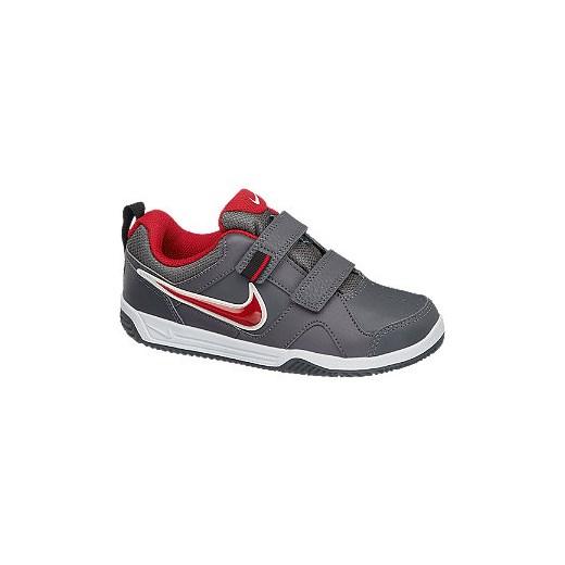 buty dziecięce Nike Pico 4 deichmann szary rzepy