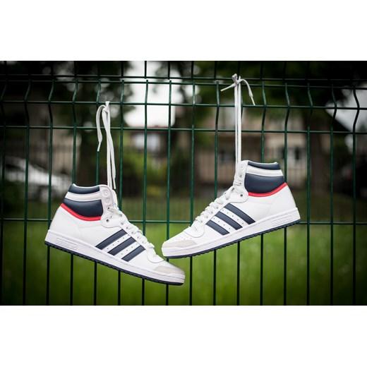 Buty męskie sneakersy Adidas Originals Top Ten Hi D65161 sneakerstudio pl czarny