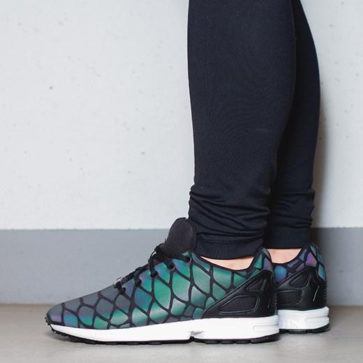 Buty damskie sneakersy Adidas Zx Flux Xenopeltis S78649