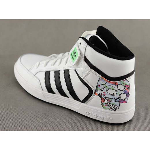 Adidas Varial Mid [C76972] butomania szary abstrakcyjne