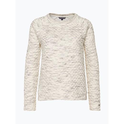 Tommy Hilfiger Damska bluza nierozpinana – Melody, biały bezowy vangraaf