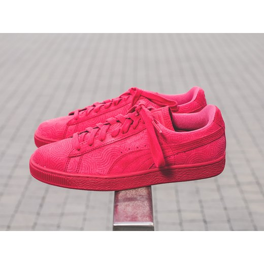 Buty damskie sneakersy Puma Suede Classic Colored 360584 02