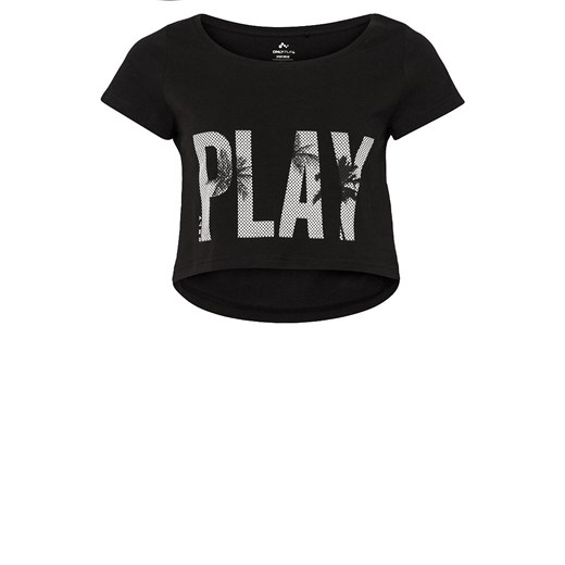 Only Play ONPJOYELLE  Tshirt z nadrukiem moonless night czarny Only Play L Zalando