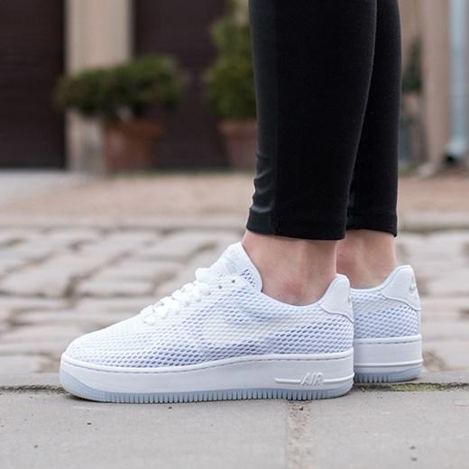 Buty damskie sneakersy Nike Air Force1 Low Upstep Breeze
