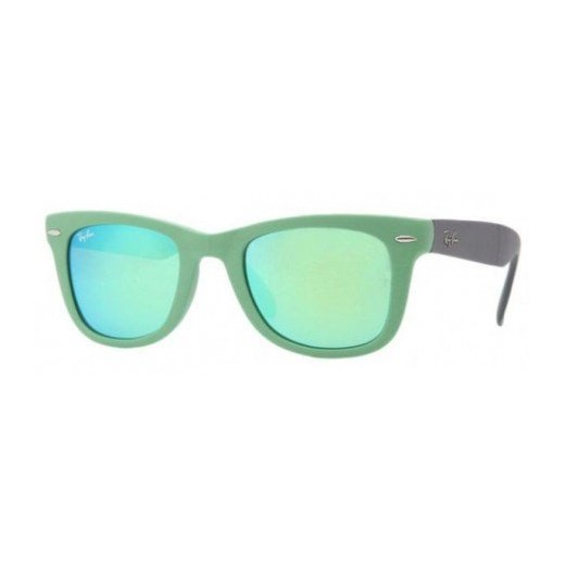 OKULARY RAY BAN® FOLDING WAYFARER 4105 602119 (50)