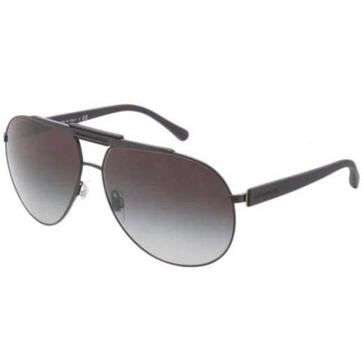 OKULARY DOLCE GABBANA D&G OVER MOLDED RUBBER 2119 11848G (62)