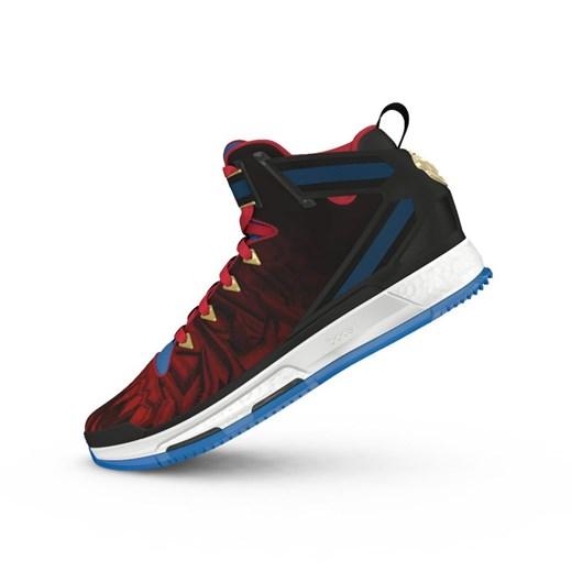 Buty męskie Adidas D Rose 6 Boost F37127 brazowy Basketo.pl