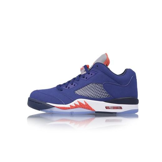 Buty Nike AIR JORDAN 5 RETRO LOW Knicks 819171 417