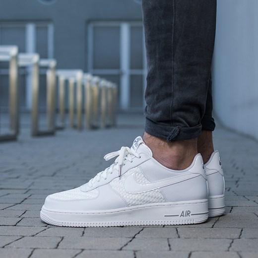 Buty męskie sneakersy Nike Air Force 1 '07 LV8 718152 010 szary sneakerstudio.pl