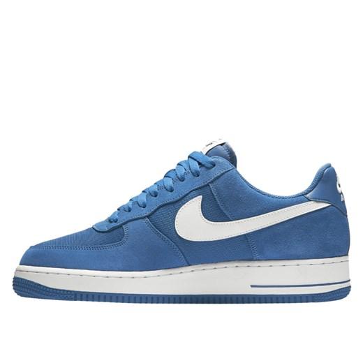 Buty nike air force 1 low 820266 402 niebieskie Zdjęcie na