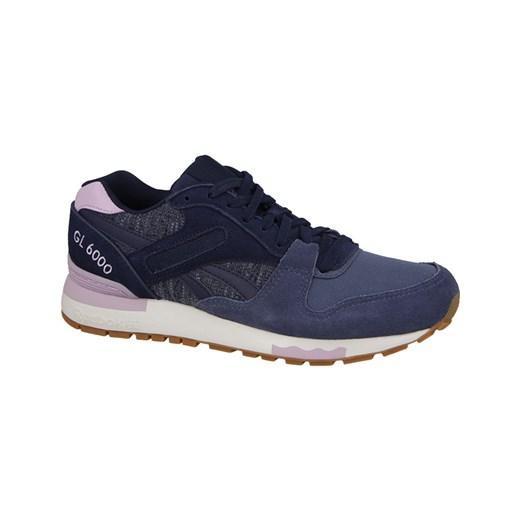 Buty damskie sneakersy Reebok GL 6000 WR AQ9826 czarny