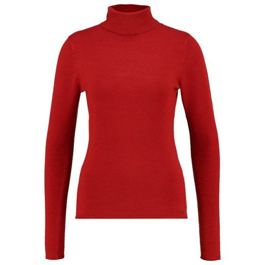 More & More Sweter vintage red  More & More 44 Zalando