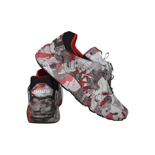 Buty męskie sneakersy Puma Disc Blaze Camo x Trapstar 361647
