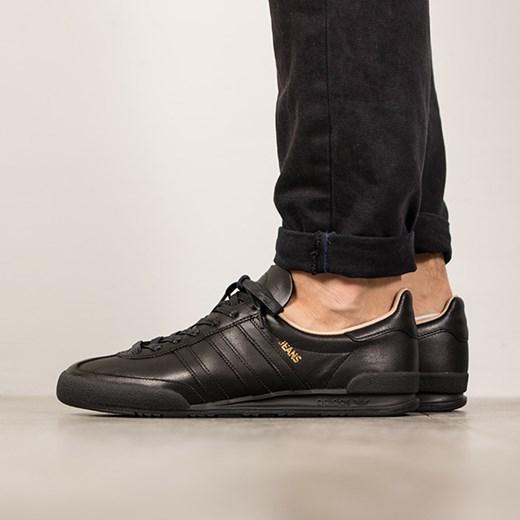 Buty męskie sneakersy adidas Originals Jeans Mkii BB5272 czarny sneakerstudio.pl