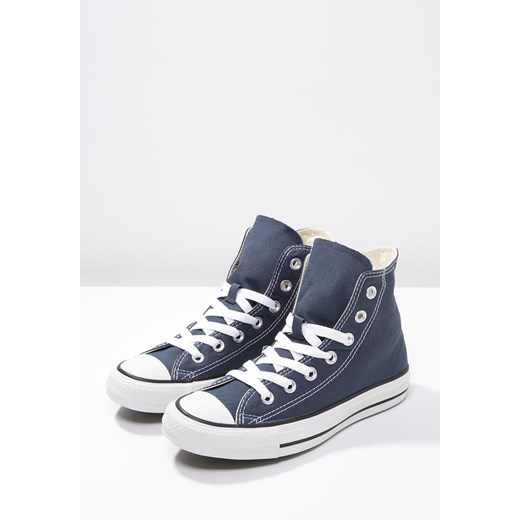 Converse CHUCK TAYLOR ALL STAR Sneakersy wysokie navy