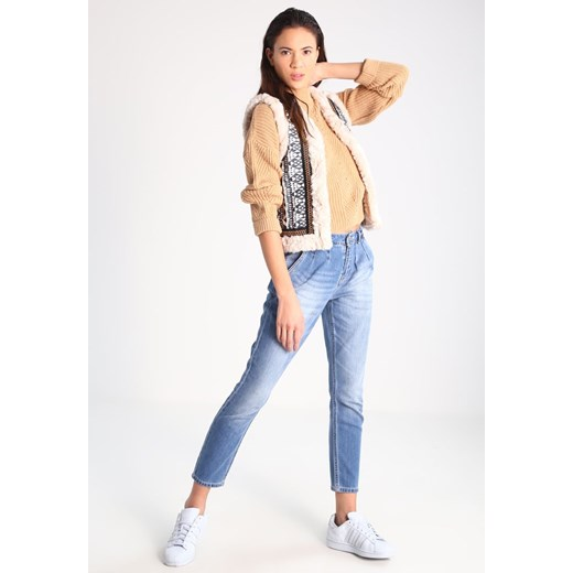 ONLY ONLLULU Jeansy Relaxed Fit medium blue denim