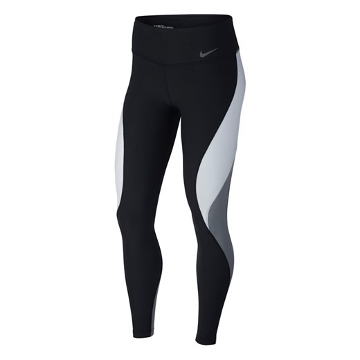 Legginsy Nike Power Legendary Colorblock Veneer - 904470-010 Nike   UrbanGames
