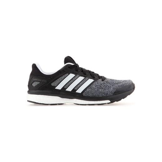 Buty do biegania adidas DEERUPT RUNNER Buty sportowe męskie szare w Spartoo