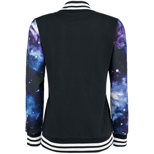 Full Volume by EMP - College Kids - Kurtka College Jacket - czarny