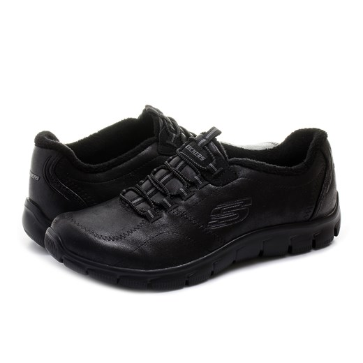 Skechers Empire-latest News czarny Skechers 39 okazja Office Shoes Polska